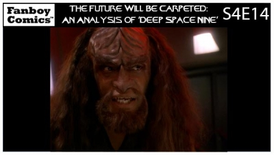 The Future Will Be Carpeted: An Analysis of 'Deep Space Nine (S4E14)'