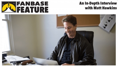 Fanbase Feature: An In-Depth Interview with Matt Hawkins (Top Cow Productions)