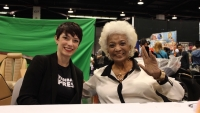 WonderCon 2018: Sci-Fi Icon Nichelle Nichols Discusses 'Noah's Room'