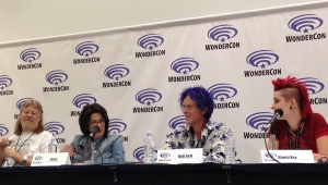 WonderCon 2017: Spotlight on Olivia De Berardinis - Panel Coverage