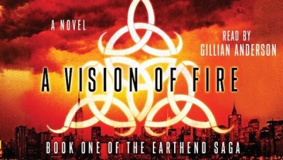'A Vision of Fire (Earthend Saga #1):' Book Review