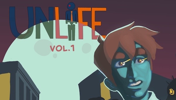'Unlife Volume 1:' Graphic Novel Review