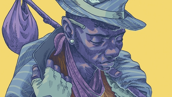 'Godshaper #1:' Advance Comic Book Review