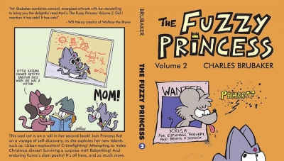 'The Fuzzy Princess: Volume 2' – Trade Paperback Review