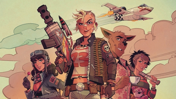 'The Legend of Tank Girl:' Advance Hardcover Review