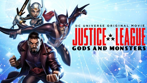 'Justice League: Gods and Monsters:' Film Review (Not Your Daddy's Justice League)