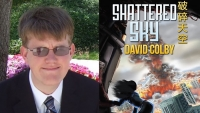 Fanbase Press Interviews David Colby on the Upcoming Novel, 'Shattered Sky'