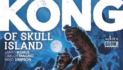 'Kong of Skull Island #1:' Comic Book Review