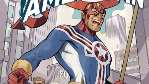 'Fighting American #1:' Comic Book Review
