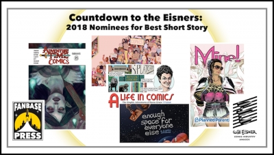 Countdown to the Eisners: 2018 Nominees for Best Short Story