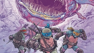 'TMNT Dimension X #2:' Comic Book Review