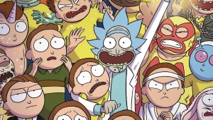 'Rick and Morty: Pocket Like You Stole It #1' - Advance Comic Book Review
