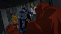 'Scooby-Doo & Batman: The Brave and the Bold' Premiere - Diedrich Bader IS Batman!