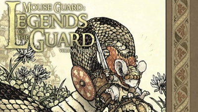 'Mouse Guard: Legends of the Guard Volume 3' – Hardcover Review