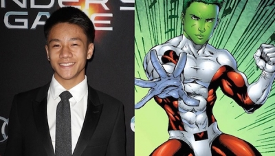 WonderCon 2016: Brandon Soo Hoo on Beast Boy, Damian, and 'Justice League vs. Teen Titans'