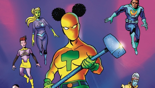 'The Quantum Age: From the World of Black Hammer #4' - Advance Comic Book Review