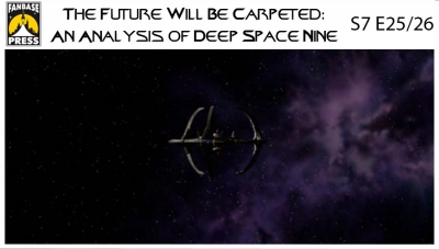 The Future Will Be Carpeted: An Analysis of 'Deep Space Nine (S7E25-26)'
