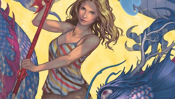 'Buffy the Vampire Slayer: Season 11 #1:' Comic Book Review: Here Comes the Rain Again
