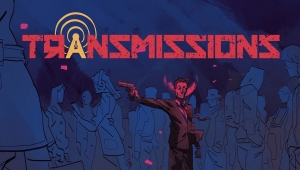 'Transmissions #1:' Advance Comic Book Review
