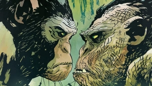 'Dawn of the Planet of the Apes #5:' Advance Comic Book Review
