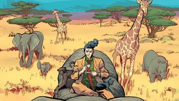 'Dirk Gently's Holistic Detective Agency: A Spoon Too Short #2' - Comic Book Review
