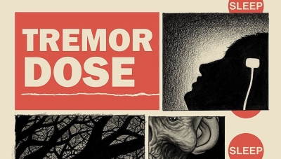 Fanbase Press Interviews Michael Conrad on the ComiXology Originals Graphic Novel, 'Tremor Dose'