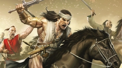 'Conan the Slayer #4:' Advance Comic Book Review