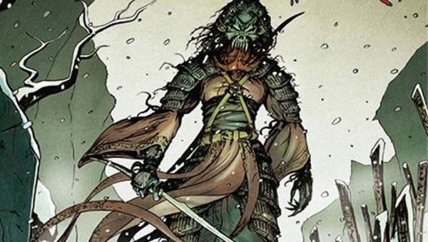 'Samurai #3:' Comic Book Review