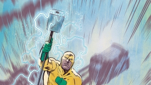 'Black Hammer / Justice League: Hammer of Justice #3' - Advance Comic Book Review