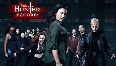 Fanbase Press Interviews Ned Donovan on the Web Series, 'The Hunted: Encore'