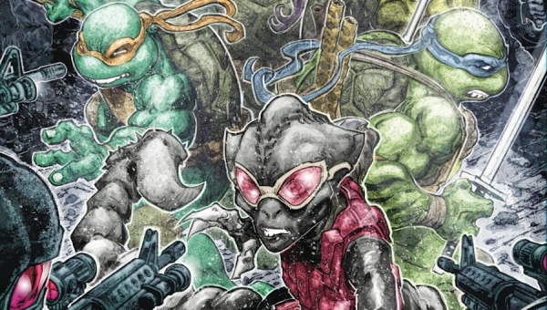 'Teenage Mutant Ninja Turtle Universe #3:' Advance Comic Book Review