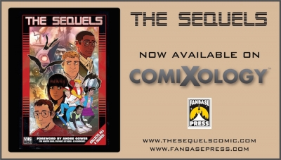 'The Sequels' Trade Paperback Is Now Available on ComiXology