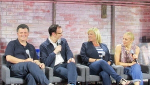 #SDCC2016: NerdHQ Hosts BBC's 'Sherlock' Cast and Crew