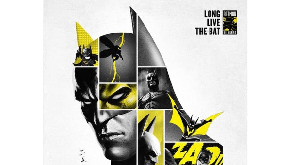 Fanbase Press Commemorates Batman's 80th Anniversary