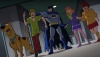 'Scooby-Doo & Batman: The Brave and the Bold' Premiere - John DiMaggio on Aquaman