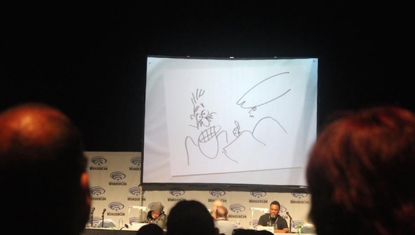WonderCon 2017: Quick Draw - Panel Coverage