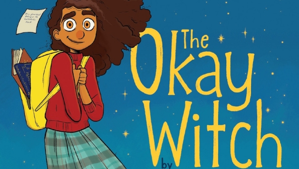 Fanbase Press Interviews Emma Steinkellner on the Upcoming Graphic Novel, 'The Okay Witch'