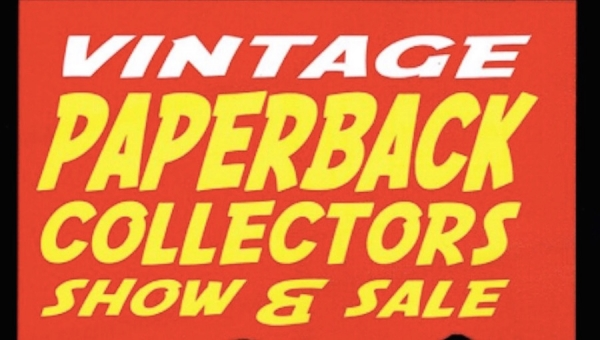 Los Angeles Vintage Paperback Collectors Show Returns to Glendale