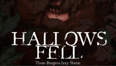 'Hallows Fell:' Graphic Novel Review
