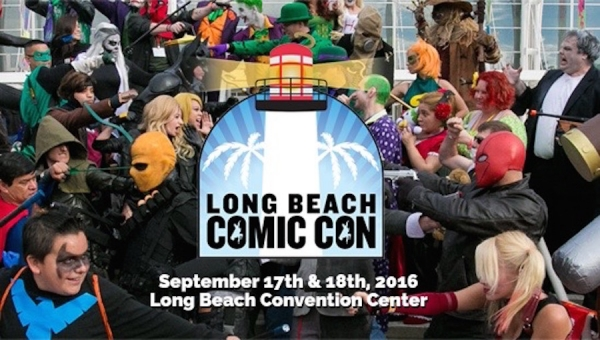 Join Fanbase Press & LA's Indie Creators for Long Beach Comic Con 2016