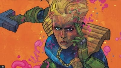 Fanbase Press Interviews Emma Beeby on Her New 'Judge Anderson' Comic with 2000AD