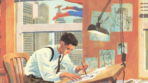 Fanbase Press Interviews Julian Voloj and Thomas Campi on 'The Joe Shuster Story'