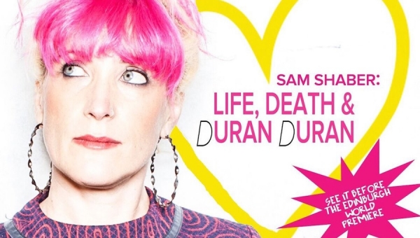 Fanbase Press Interviews Sam Shaber on 'Life, Death, & Duran Duran' (Hollywood Fringe 2018)