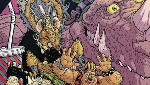 'TMNT: Bebop & Rocksteady Hit the Road #1' - Comic Book Review