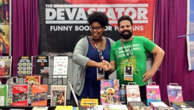 Fanbase Press Interviews Devastator Press' Amanda Meadows
