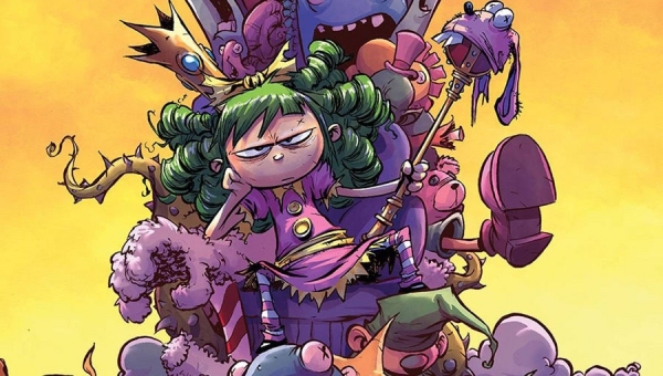 'I Hate Fairyland #6:' Comic Book Review