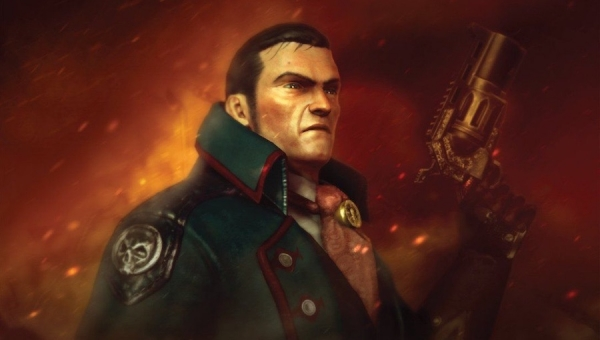 Fanbase Press Interviews Ryan O'Sullivan, Writer of TPub's 'Eisenhorn: Xenos'