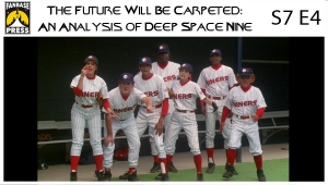 The Future Will Be Carpeted: An Analysis of 'Deep Space Nine (S7E4)'