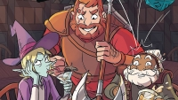 'The Adventure Zone: Here There Be Gerblins' - Graphic Novel Review