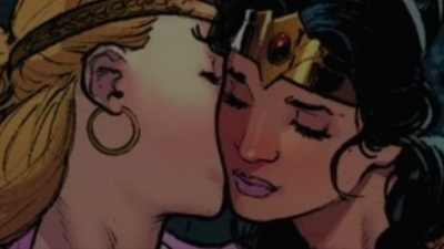 Wonder Woman Wednesday: She's Here, She's Queer, Get Used to It!